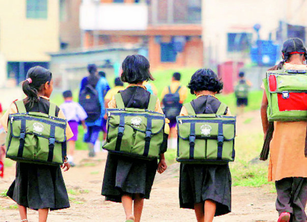We are raising funds to help the girl child with their education
