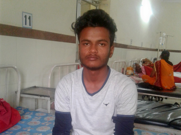 Help My Bother Abhishek Fight from Cancer