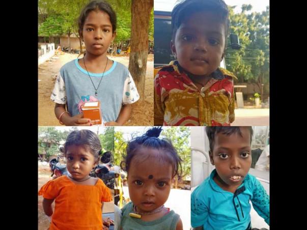 Save Thalassemia Major Kids
