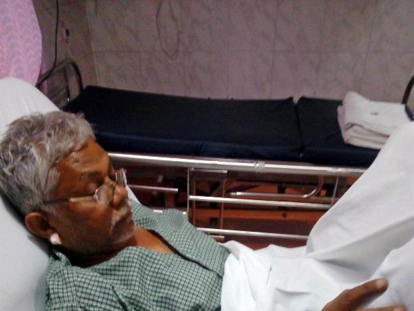 Help my dad Deeparam in heart surgery