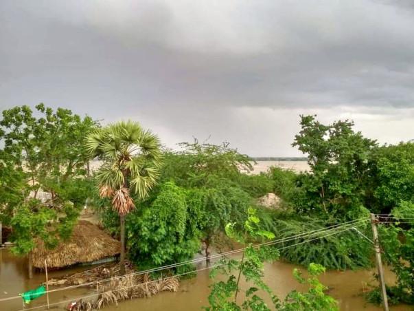 Help Flood Affected Tribals - E Godavari