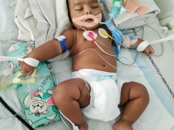 Help Deekshith Undergo Heart Surgery