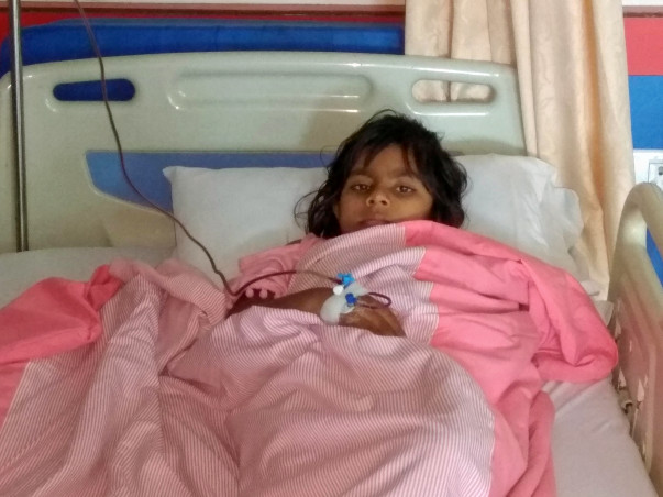 Blood Transfusions Have Caused Fatal Levels of Iron In Her Body