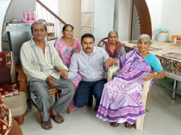 Save these Helpless Grandparents from Being Homeless