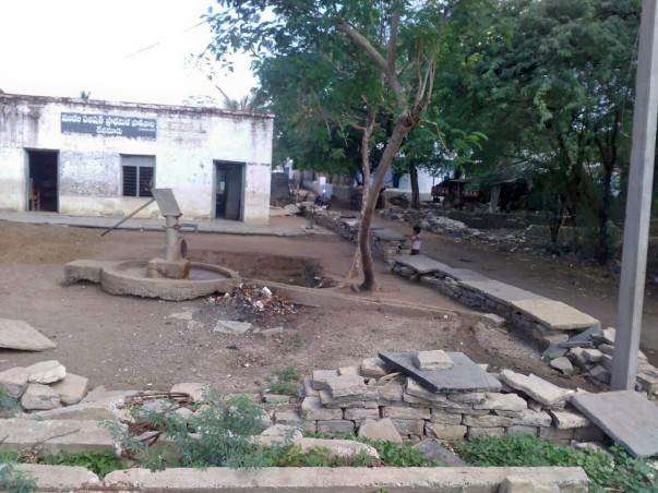 This School Needs To Be Repaired To Avoid Mishaps In Monsoons