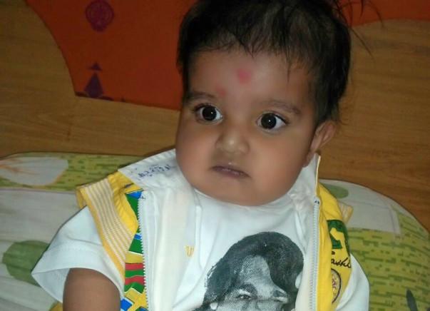 Help This 13-month-old Kid Undergo Heart Surgery