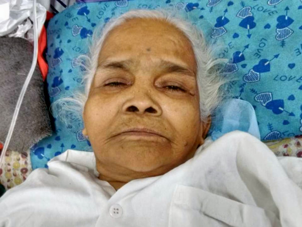 Help My Granny to recover from Brain Hemorrhage