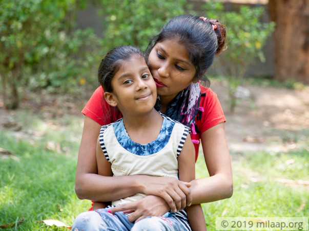 This Single Mother Is Struggling To Save Her Daughter's Life
