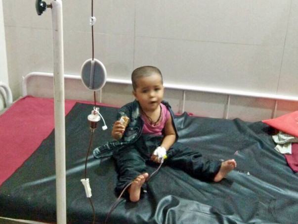Help Tarun Pariyani For A Bone Marrow Transplant To Fight  Thalassemia