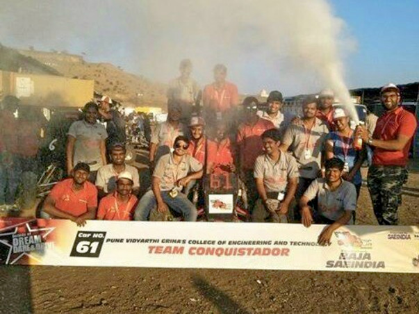 Support-Team Conquistador