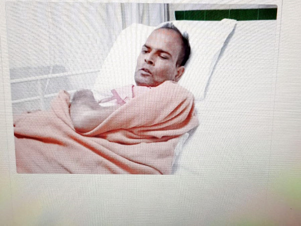 My Husband Urgently Needs A Liver Transplant