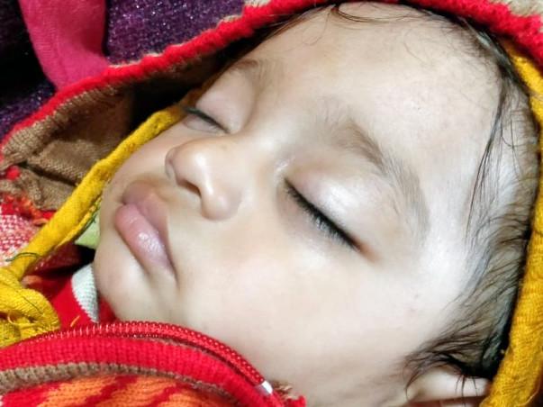 Help Aarav to Smile again