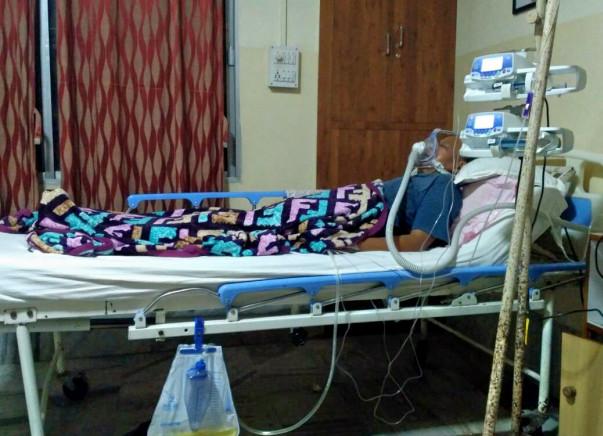 Help Manisha Save Her Dad
