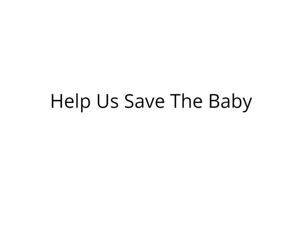 Help 2 Month Old Baby Fight Liver Cancer