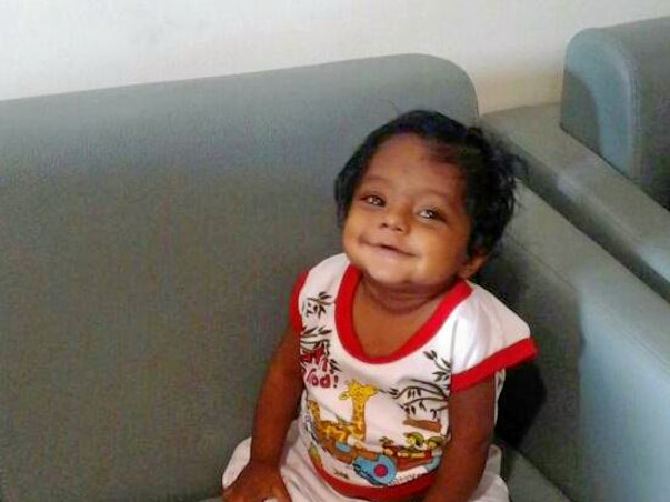 After Losing Both Parents, 1-Year-Old Satwik Is His Mother's Strength