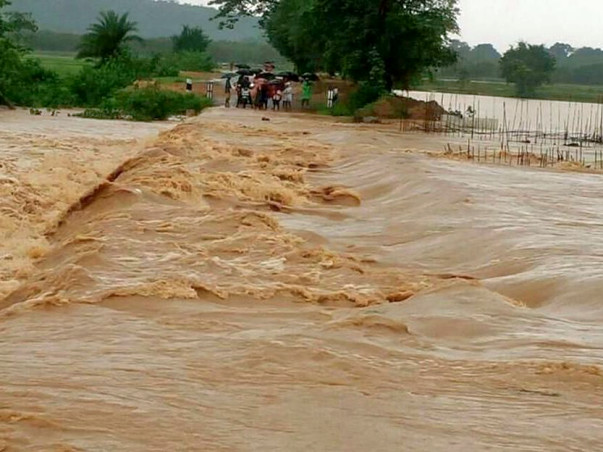 Help And Support The Flood Affected People of Odisha.