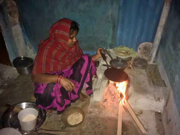Save Rural Women From Indoor Killer smoke