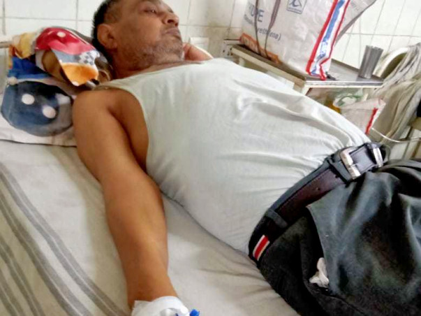 Help Manoj (my father) fight lung cancer