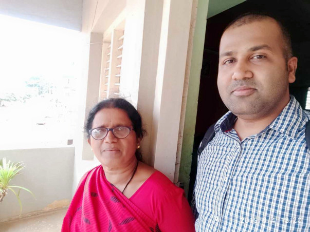 28 Year old only Son death ended this Mother's dream