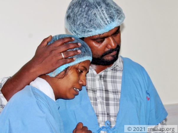 Help Rajeshwari's Premature Baby
