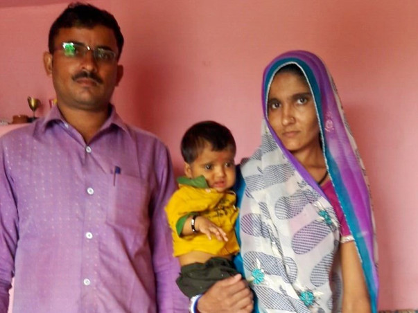 Baby Leena needs our help to undergo a liver transplantation
