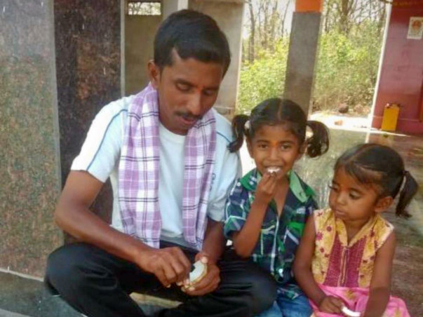 Help Amulya and Rishitha... Save the children