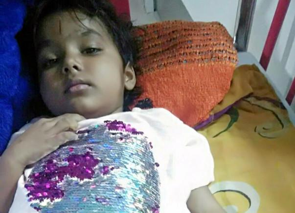 Help Divya,a 4 year old girl beat Blood Cancer