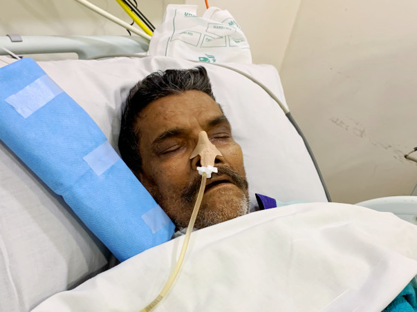 Help Alakh Prasad Recover From Liver Cirrhosis