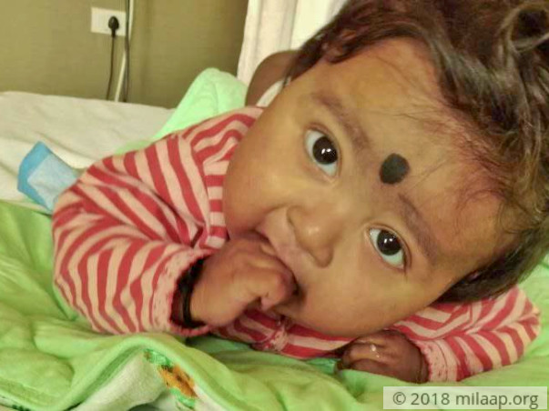 1-Year-Old Baby Has Only Two Days Left To Get A Life-Saving Transplant