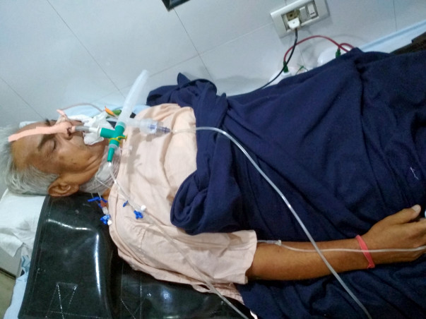 Help Harish to fight cancer