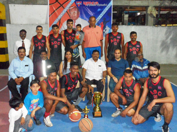 Hyderabad Annual Basketball League 2018