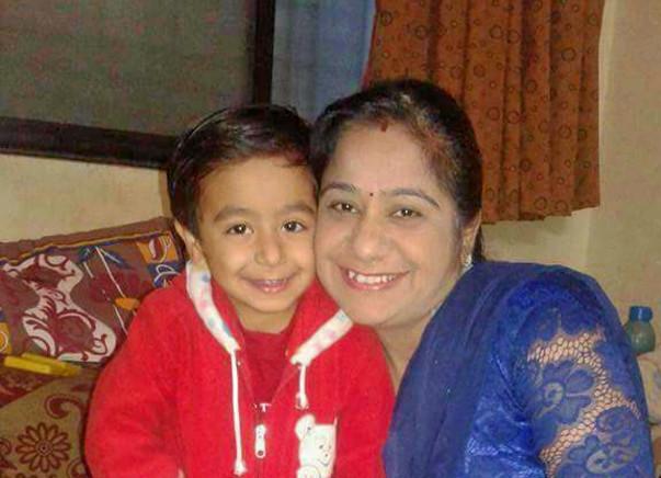 Help Sakshi fight Bone Marrow Cancer