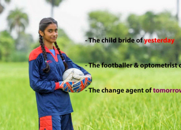 Blind Free Bihar By Empowering Underprivileged Young Girls