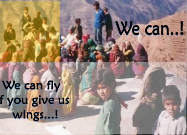 Help provide education to the needy children of Uttarakhand