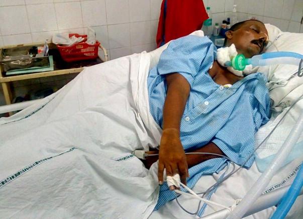 Help Krishna Raj Pay Piling Hospital Bills