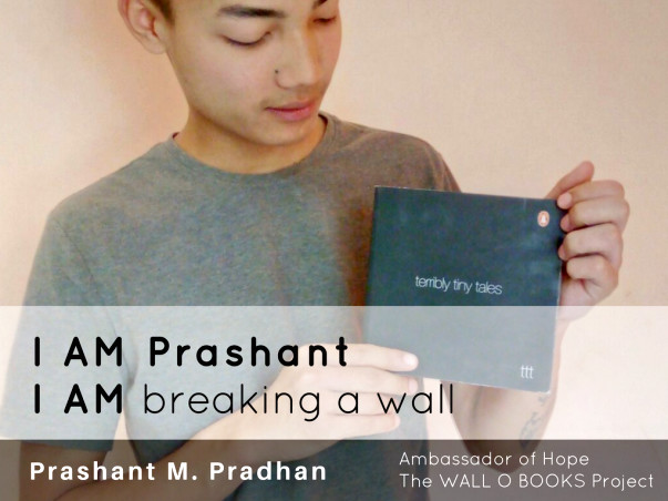 Join Prashant to bring hope to 1 Million Kids in India