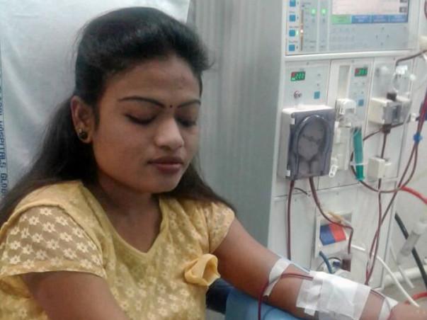 Help Aparna Get A Kidney Transplant.