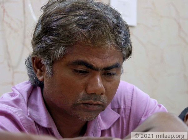 Help Deepak Fight Decompensated Chronic Liver Disease