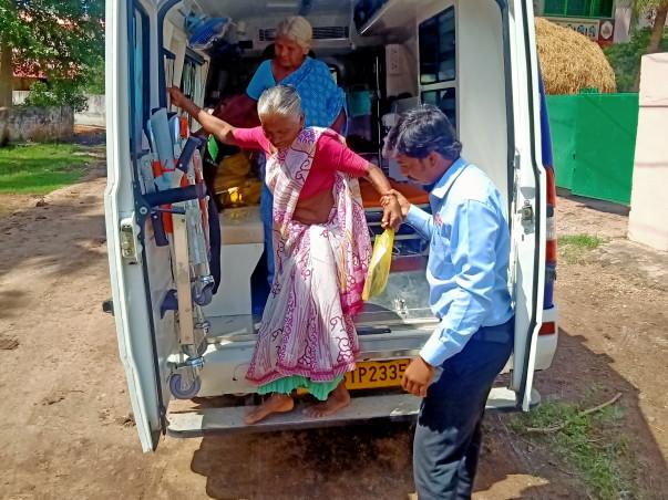Please Support Ravi Prakash Silicon Andhra Sanjivani Hospital