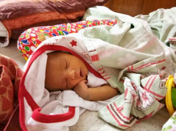Help 16 day old baby undergo a heart surgery