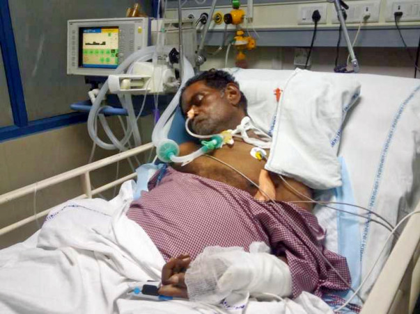 63 years old J.Asoph needs ur help to get his life back for his family