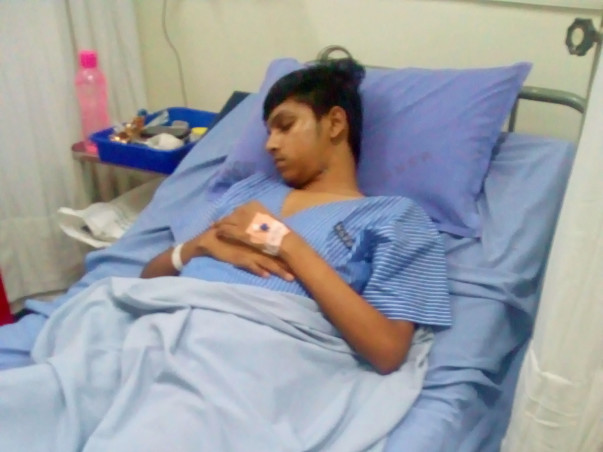 Master Abhishek (Accidented) fund for Medical expenses