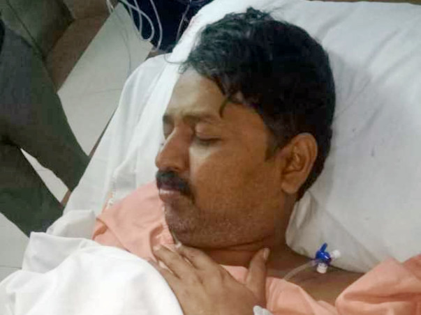 Help Srinivas Recover From Kidney and Liver Failure