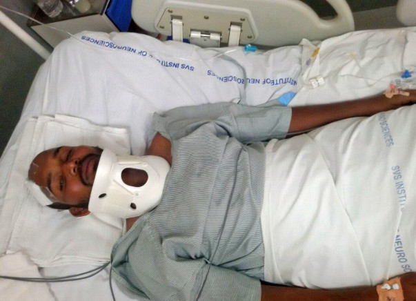Help Our Friend Vinod Undergo Urgent Spine Surgery