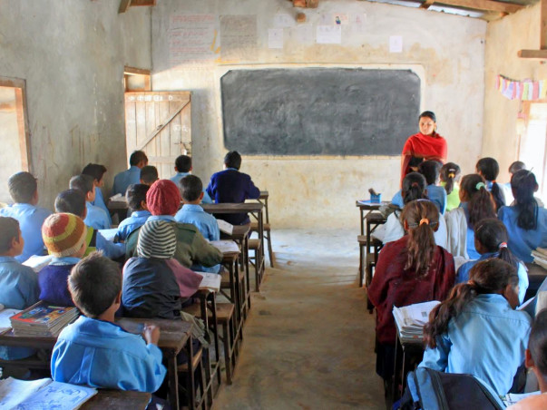 Help/ Support Education of  Children from rural area in Rajasthan