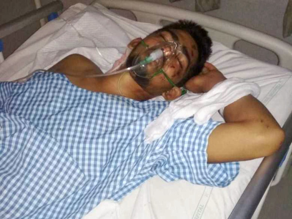 Support Harsh Kumar Recover From Life Threating Injuries