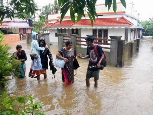 Donate for Kerala - Relief from Flood and Calamity
