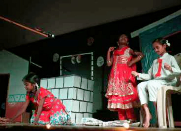 Help Dramebaaz Bangalore take theatre to 500 underprivileged kids!