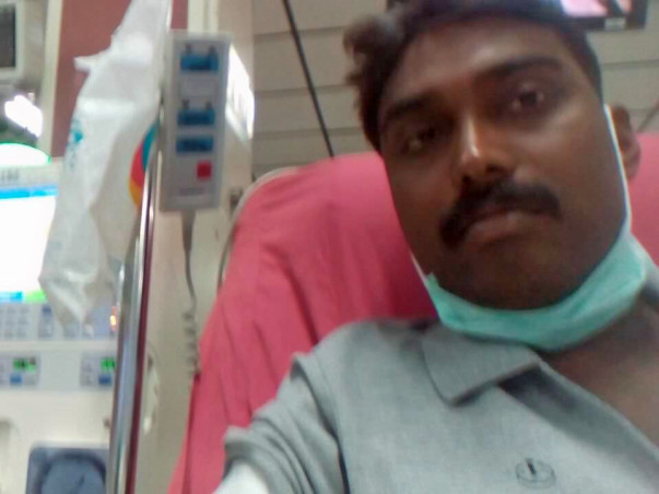 Both Kidneys Are Failure So Urgent Kidney Transplant Required