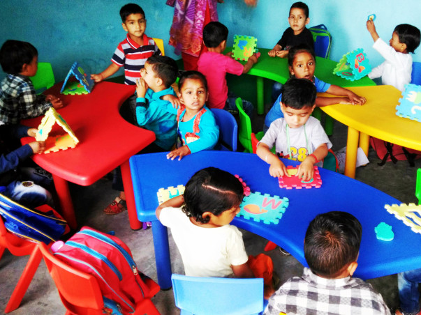 Help SERYA to Build a World-class School in a Rural Area of Himachal